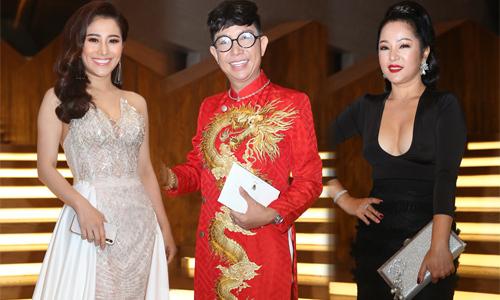 Dàn khách mặc đồ không phù hợp ở đám cưới Trường Giang - Nhã Phương