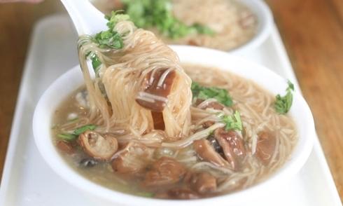 Mỳ hàu - đặc sản Đài Loan ít được du khách để ý