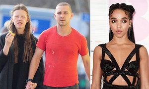Shia LaBeouf bỏ vợ, hẹn hò hôn thê cũ của Robert Pattinson