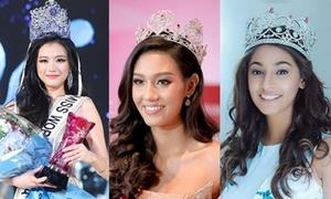 Những đối thủ châu Á của Hoa hậu Tiểu Vy tại Miss World 2018
