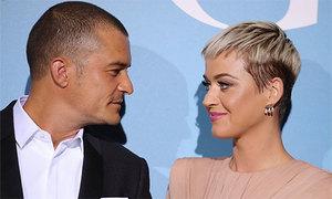 Orlando Bloom và Katy Perry lần đầu tới thảm đỏ cùng nhau từ khi tái hợp