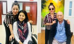Thúy Nga cập nhật tình hình sức khỏe của Mai Phương và nghệ sĩ Lê Bình