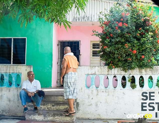 Ngôi nhà Antonela sống cùng chồng ở thành phốBarranquilla, Colombia.
