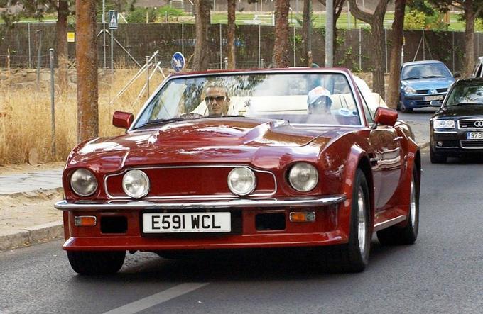 Những chiếc xe đáng nhớ của Becks - Vic