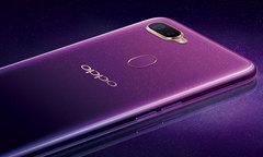 Smartphone F9 ra phiên bản màu mới