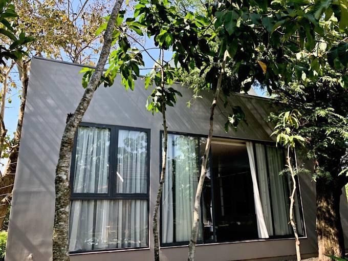 Nhà vườn rộng 600 m2 ở Long An của ca sĩ Cao Thái Sơn