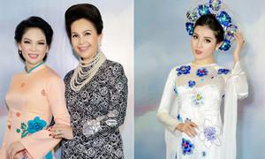 Người đẹp Thủy Hương hội ngộ dàn sao ở Hà Nội