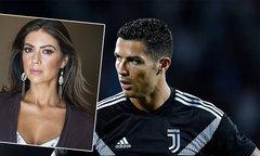 Cô gái năm ngoái tố cáo C. Ronaldo hiếp dâm lần đầu lộ diện