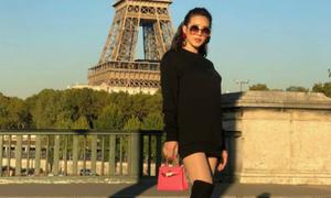 Hoa hậu Thu Hoài: 'Người phụ nữ đẹp nhất là khi hạnh phúc'