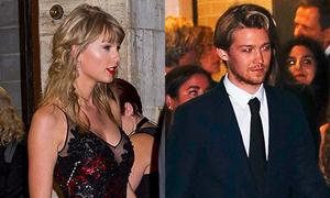 Taylor Swift lần đầu tới ủng hộ người yêu ra mắt phim mới