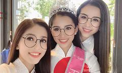 Ảnh hot 30/9: Top 3 Hoa hậu Việt Nam thân thiết bên nhau