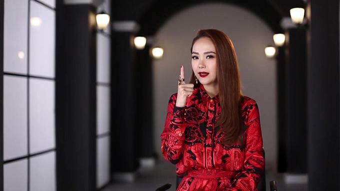 Võ Hoàng Yến liên tục chặt chém Minh Hằng trong tập 1 The Face - 1