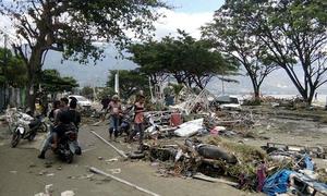 Indonesia dỡ cảnh báo sóng thần sau 34 phút do lỗi cảm biến