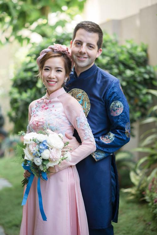5 bí quyết chọn áo dài cưới cho cô dâu gầy, mảnh mai