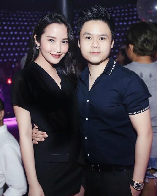 Primmy Trương chụp ảnh tình tứ bên bạn trai Phan Thành.