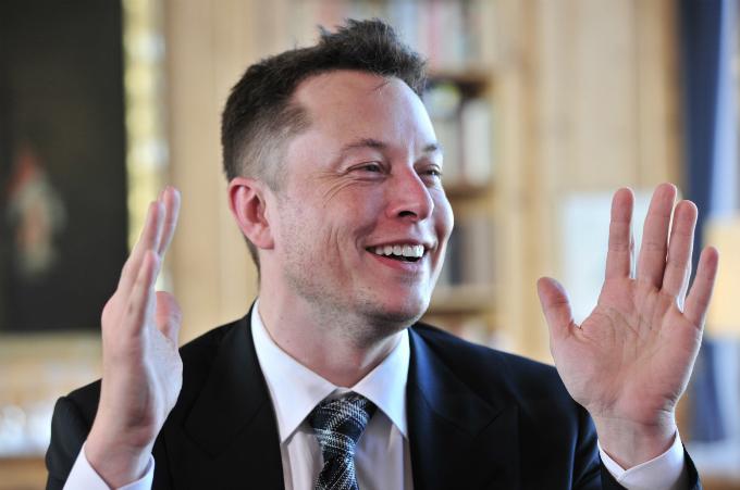 Elon bị buộc thôi chức chủ tịch Teslahôm 30/9, nhưng vẫn làgiám đốc điều hành. Ảnh:TechCrunch.