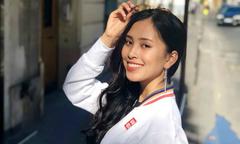Ảnh hot 2/10: Hoa hậu Tiểu Vy dạo phố Paris
