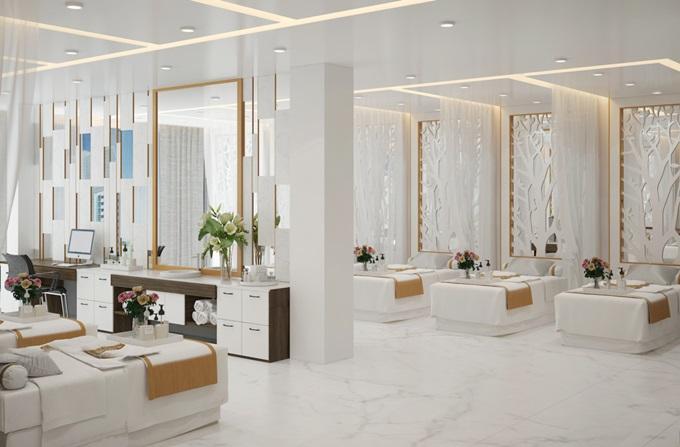 Các dịch vụ làm đẹp, chăm sóc da tại Minh Mỹ áp dụng thiết bị, công nghệ hiện đại. Cơ sở vật chất cùng nội thất sang trọng có thể đem lại cho chị em không gian thư giãn đậm chất spa.