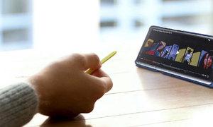 Samsung chia sẻ về quá trình chế tạo S Pen trên Galaxy Note 9