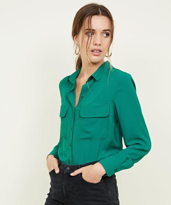 Sản phẩm New Look có sắc xanh sáng hơn, chỉ tiêu tốn 20 bảng (600.000 đồng).