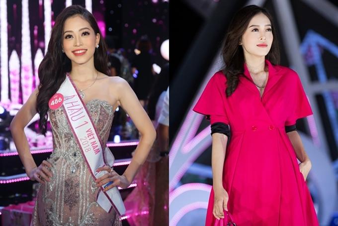 Bùi Phương Nga là Á hậu 1Hoa hậu Việt Nam 2018. Cô có hai tuần chuẩn bị lên đường dự thi Hoa hậu Hòa bình Thế giới 2018 ở Myanmar.