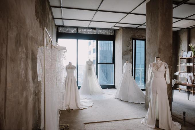 Lan Khuê \'chốt\' váy cưới phong cách Nam Phương hoàng hậu cho ngày đại hỷ