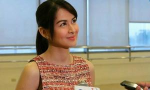'Mỹ nhân đẹp nhất Philippines' béo lên rõ rệt khi mang thai lần hai