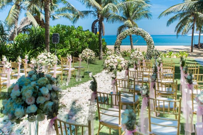 Chiêm ngưỡng không gian tổ chức đám cưới lộng lẫy bậc nhất Châu Á - 6