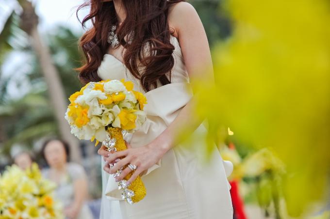 Chiêm ngưỡng không gian tổ chức đám cưới lộng lẫy bậc nhất Châu Á - 8