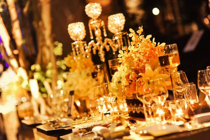 Chiêm ngưỡng không gian tổ chức đám cưới lộng lẫy bậc nhất Châu Á - 5