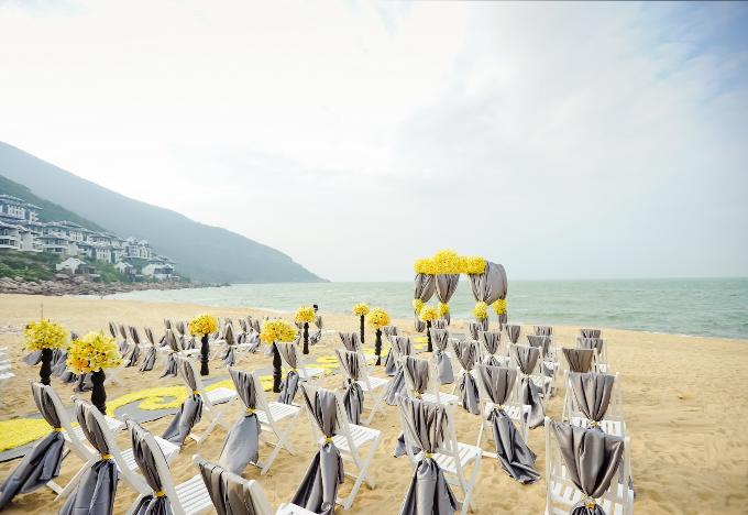 Chiêm ngưỡng không gian tổ chức đám cưới lộng lẫy bậc nhất Châu Á - 3