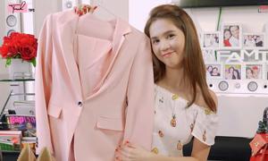 Ngọc Trinh tiết lộ 20 món thời trang quan trọng trong tủ đồ
