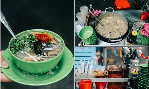 Địa chỉ cuối tuần: Các quán ăn vỉa hè nổi tiếng giữa trung tâm Sài Gòn