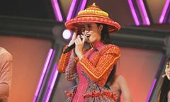 Đông Nhi nói tiếng Nhật khi biểu diễn tại Japan Music Festival 2018