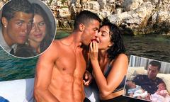 C. Ronaldo: Ngôi sao siêu hot nhưng cuộc sống đầy bí ẩn