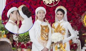 Gần một năm yêu của Lan Khuê và Tuấn John trước khi về một nhà