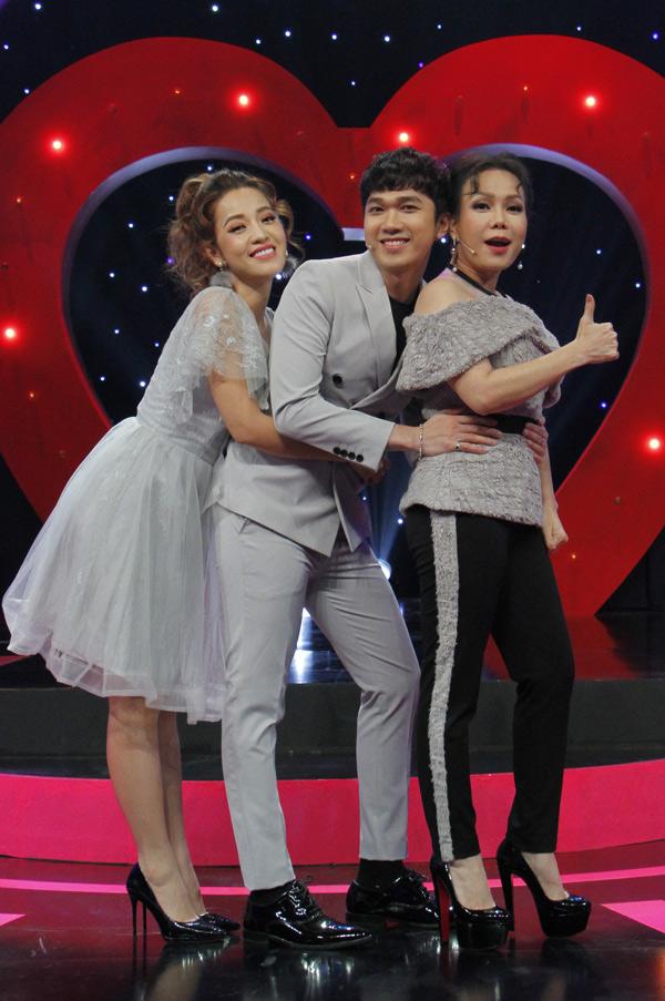 Tập 15 Tần số tình yêu với nhiều tình huống hài hước phát sóng vào 21h40 ngày 5/10 trên kênh HTV7.