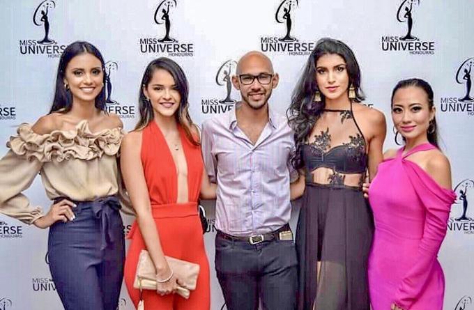 Thương hiệu thời trang Cacdemode do nhà thiết kế Các Lâm (váy hồng)thành lập đượcchọn làm nhà tài trợ trang phục, góp phần giúp các thí sinh tỏa sáng trên sân khấu của cuộc thi.