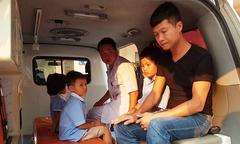 Hơn 300 trẻ ở Ninh Bình nhập viện sau bữa trưa