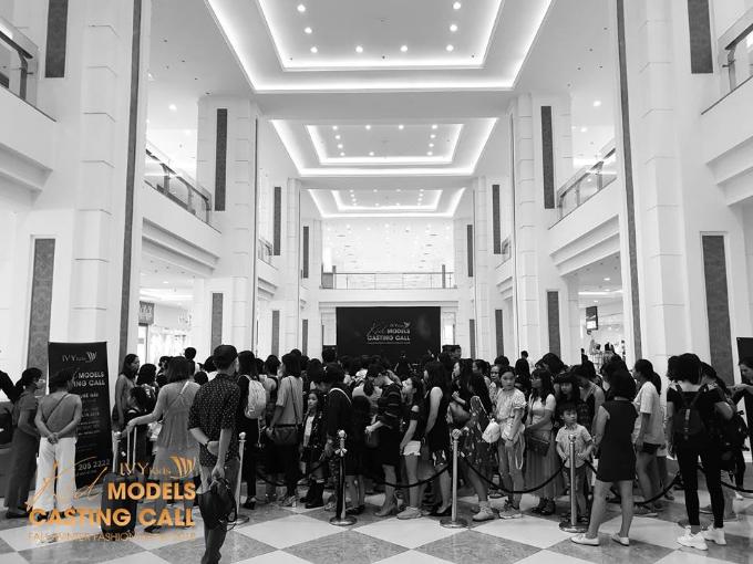 IVY moda casting dàn mẫu nhí cho mùa mốt thu đông 2018 - 7