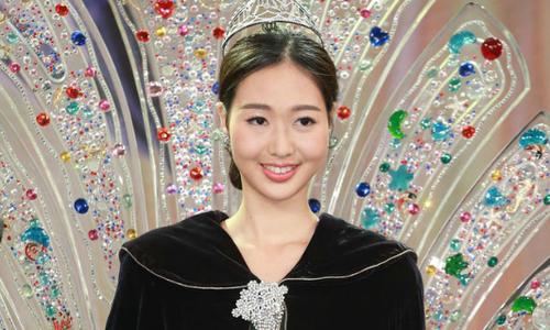 Nhan sắc nhạt nhòa của tân Hoa hậu ATV Hong Kong