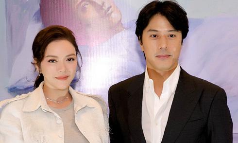 Lý Nhã Kỳ căng thẳng tới loét bao tử khi nhận đóng vợ của Han Jae Suk