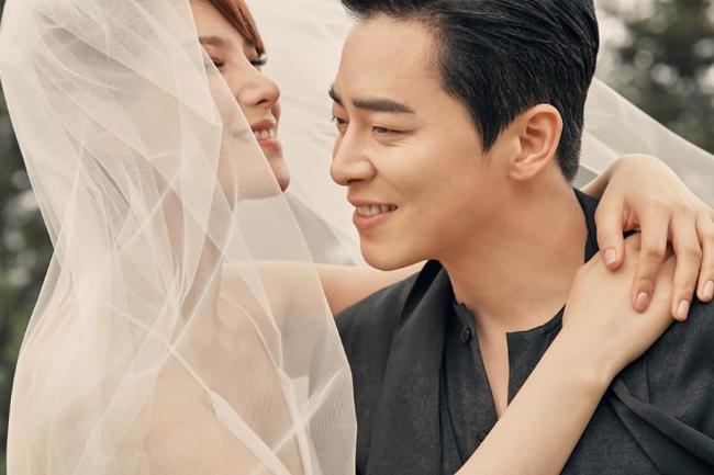 Cặp saoGummy và Jo Jung Suk