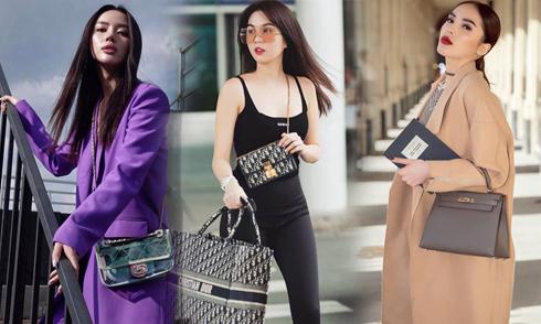 3 người đẹp Việt 'chi tiền không tiếc tay' để làm mới tủ đồ