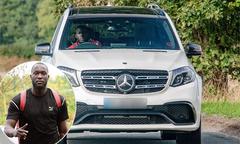 Lukaku mua ba chiếc xe mới trong ba tháng