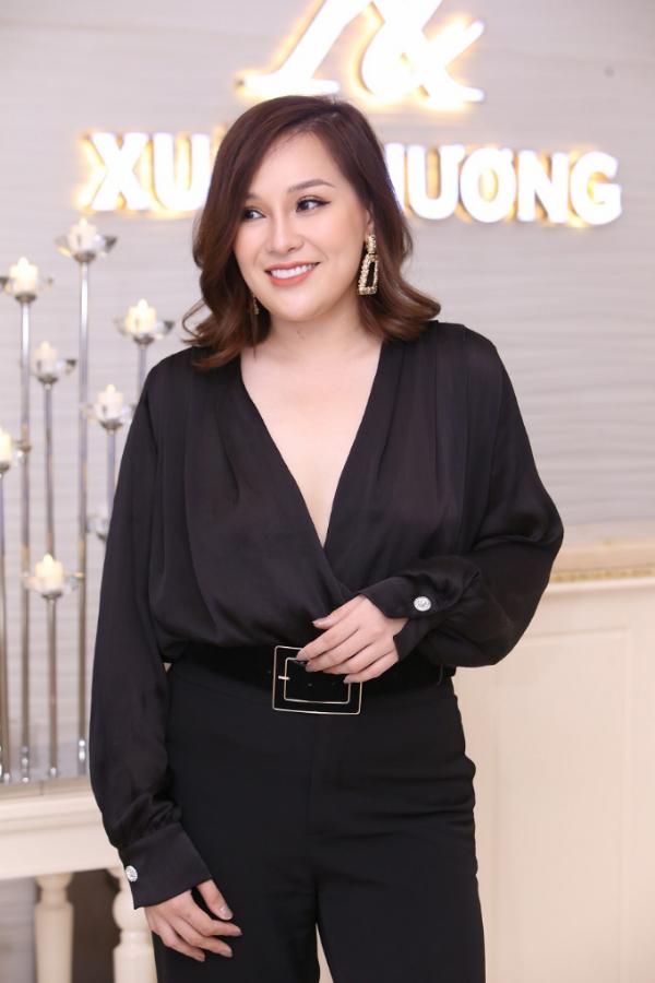 Á quân Minh Ngọc chia sẻ cô trở nên tự tin hơn khi được chăm sóc sắc đẹp tại TMV Xuân Hương.
