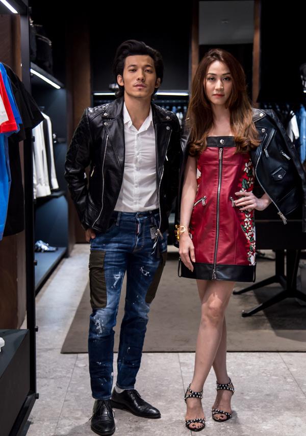 Diễn viên Liên Bỉnh Phát sắm vai bạn trai của Ngân Khánh. Anh từng được biết đến khi đóng Song Lang cùng Isaac.
