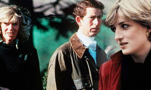 Cuộc điện thoại của Thái tử Charles với người tình khiến tim Diana tan vỡ