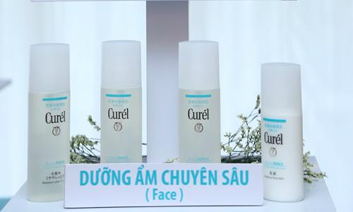 Mỹ phẩm cho da nhạy cảm Curél từ Nhật có mặt tại Việt Nam