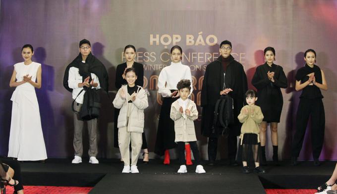 Show thời trang Thu đông 2018 mang tên Tomorrowland sẽ diễn ra vào ngày 13/10 tại Hà Nội.